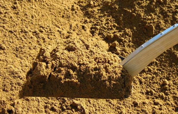 Harpet sand