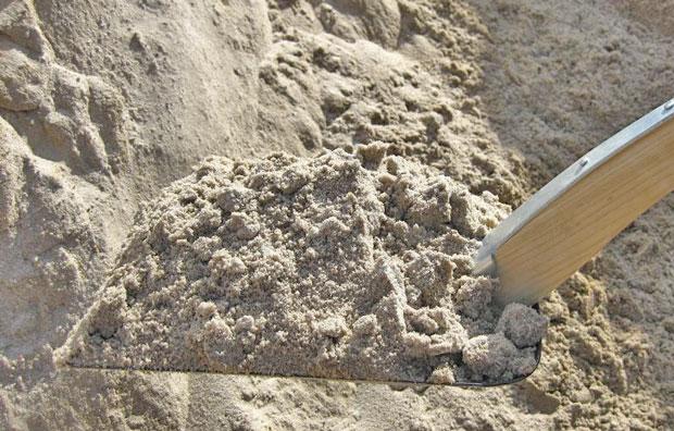 Hvid sand