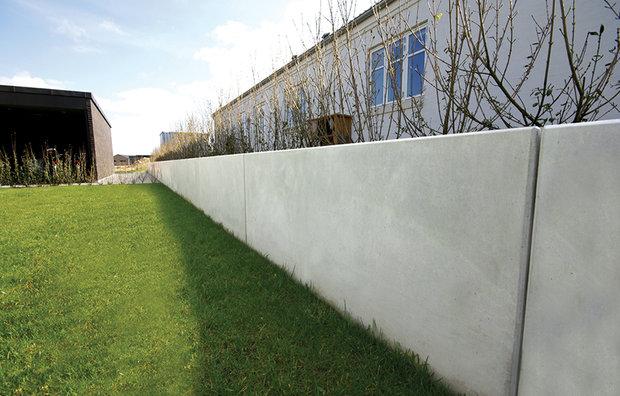 ParkLine støttemur
